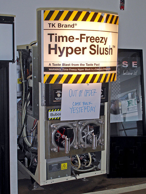 TIME-FREEZY HYPERSLUSH