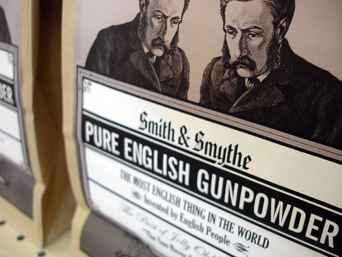 PURE ENGLISH GUNPOWDER