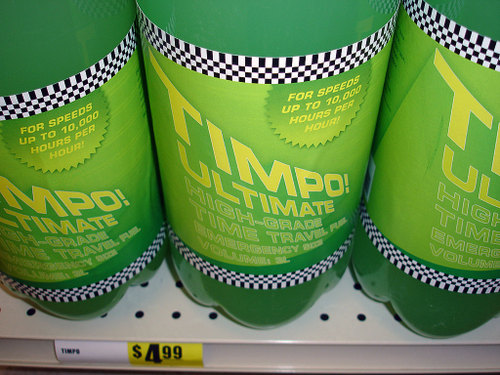 TIMPO™ TIME TRAVEL FUEL