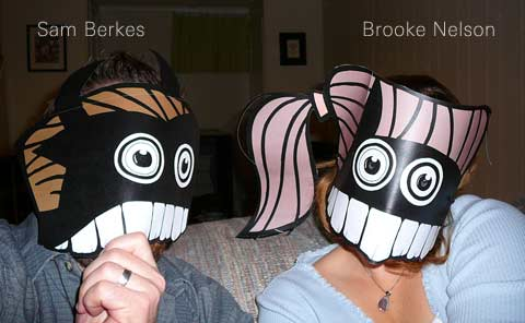Brookeandsammasks
